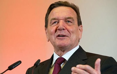 Шредер предложил Украине федерализм по немецкому образцу