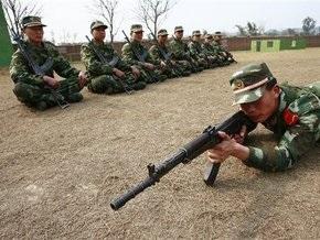 В российско-китайских учениях примут участие три тысячи военных