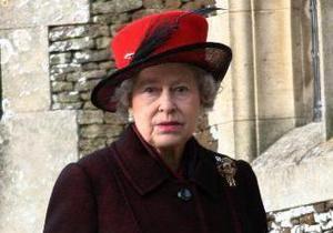 Британские чиновники одобрили рекламу с обнаженной королевой