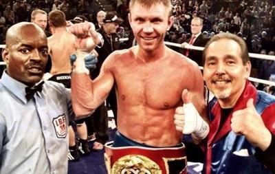Украинец Дудченко вернется на ринг против одного из лучших боксеров категории