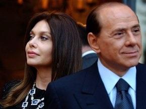 СМИ: Супруга Берлускони подает на развод