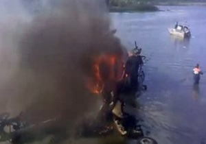 Единственный выживший при крушении Як-42: Спасло чудо какое-то