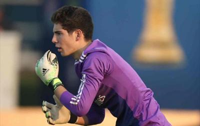 Сын Зидана стал героем матча молодежного Евро-2015