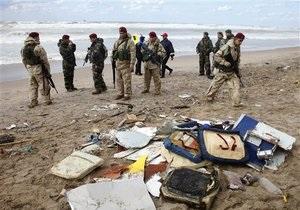 Власти Ливана назвали возможную причину крушения эфиопского самолета