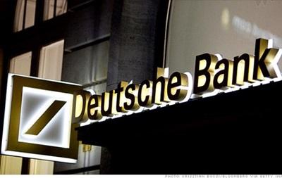 СМИ: Сотрудники Deutsche Bank в Москве подозреваются в отмывании денег