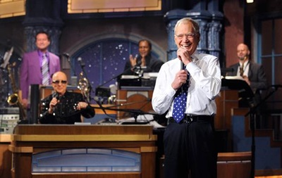 Культовый телеведущий в США Леттерман ушел на пенсию