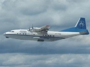 На борту разбившегося в Конго Ан-12 предположительно был украинский экипаж