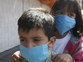 Украина отреагировала на вспышку свиного гриппа