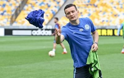 Федецкий: Эмоции остались, и на финал Лиги Европы их хватит
