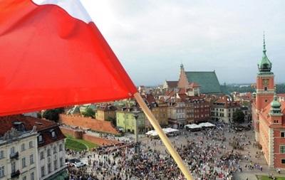В Польше накануне выборов президента настал  день тишины