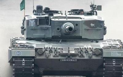 Германия и Франция займутся разработкой нового танка - СМИ
