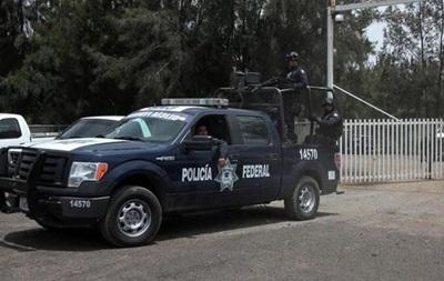В перестрелке полиции и бандитов в Мексике убиты 43 человека
