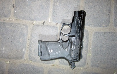 Ночная стрельба в Одессе, ранен милиционер