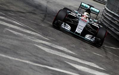 Формула-1: Хэмилтон берет поул на гран-при Монако
