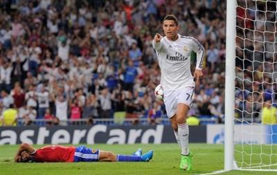 Реал и Хетафе забили на двоих десять мячей