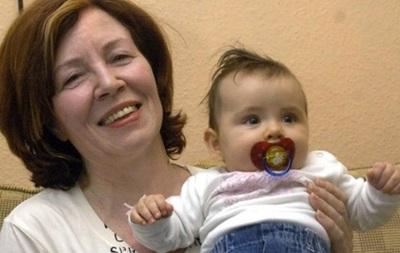 65-летняя учительница из Германии родила четверню