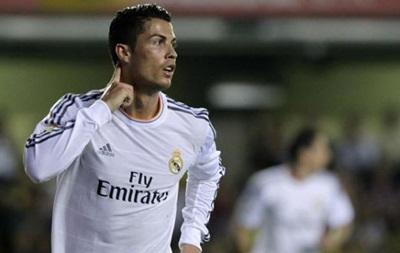 Криштиану Роналду с рекордом стал лучшим бомбардиром чемпионата Испании