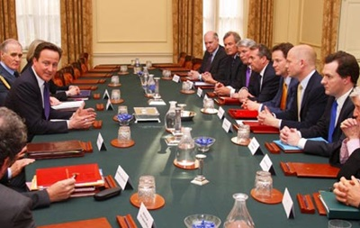 Зарплата британских министров будет заморожена на пять лет
