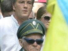Узники концлагерей требуют от Ющенко прекратить героизацию УПА