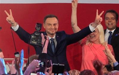 Дуда пообещал быть  открытым президентом  Польши
