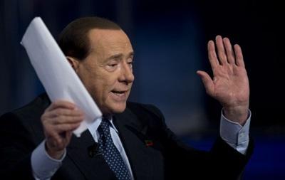 Берлускони не хочет продавать Милан