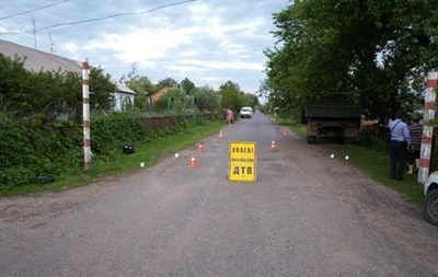 В Тернополе отец-водитель сбил насмерть своего трехлетнего сына