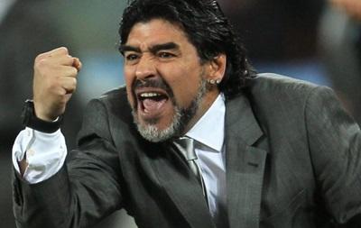 Марадона жестко раскритиковал Блаттера, назвав его дураком и вором