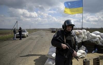 Сепаратисты атаковали блокпост у Попасной