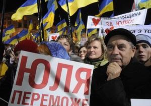 Турчинов пояснил, почему Тимошенко не выводит людей на Майдан