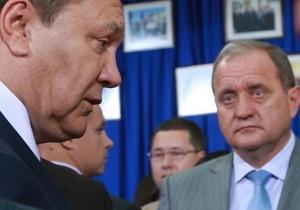 Янукович поручил Могилеву лично проконтролировать расследование убийства израильтянина в Умани