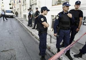 В Греции эвакуировали здание минфина из-за сообщения о заложенной бомбе