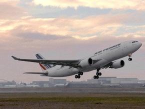 Air France обещает заменить датчики скорости в связи с крушением самолета над Атлантикой