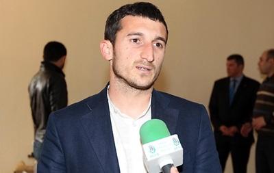 Нападающий Карабаха: Приятно видеть Днепр в финале, ведь мы их обыгрывали