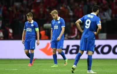 Очень хотелось выиграть: Что говорили футболисты Днепра после финала Лиги Европы