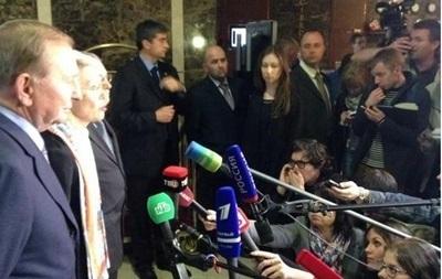 Кучма подтвердил встречу в Минске по Донбассу 2 июня