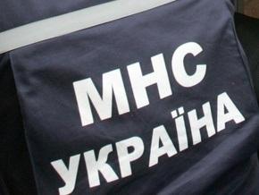 В Полтавской области горит 55 га торфяников
