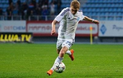 Динамо продлило контракт с Буяльским