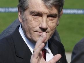 Ющенко выйдет в прямой эфир из Бельгии
