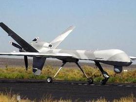 Американский беспилотник уничтожил 20 боевиков в Пакистане