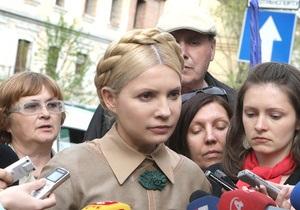 Тимошенко снова пришла на допрос без адвоката и говорит, что не боится ареста