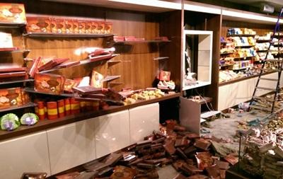 Подрывники магазина Roshen обещают новые взрывы в Киеве