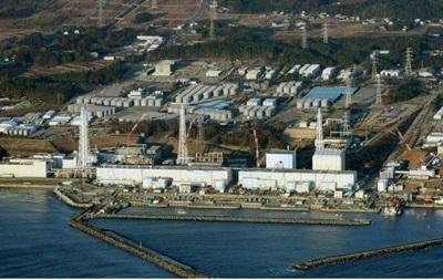 Утечка радиоактивной воды произошла на японской АЭС Фукусима-1