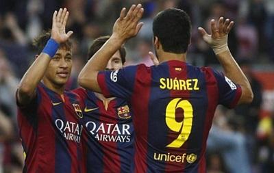Барселона обыграла Атлетик и завоевала Кубок Испании