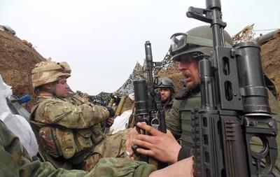По Широкино стреляли из минометов: ранен боец  Азова