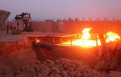 В Египте неизвестные взорвали газопровод