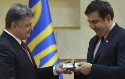 Назначение Саакашвили: в Тбилиси  сочувствуют  Одессе