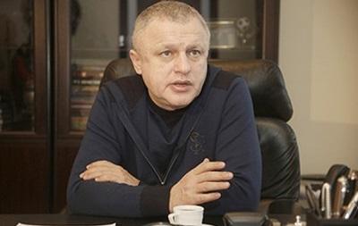 Кто-то из игроков Динамо точно покинет команду - Игорь Суркис
