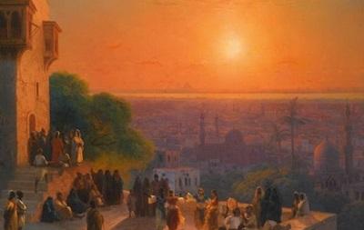 Sotheby s отказался снять с торгов картину Айвазовского