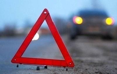 В Донецкой области легковушка столкнулась с БМП, есть жертвы