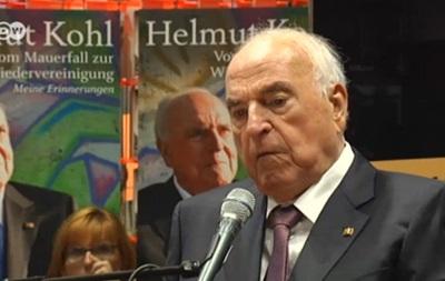 Экс-канцлер Германии Гельмут Коль попал в реанимацию